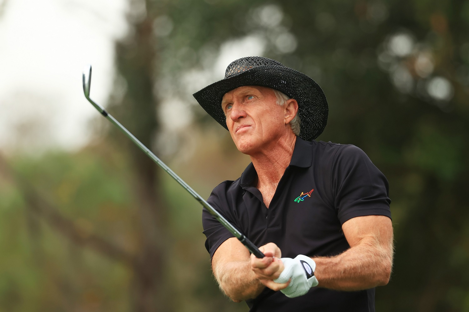 Greg Norman won a pair of British Opens but lost playoffs in four other major tournaments. Today, he runs a business empire worth more than $400 million.   Mike Ehrmann/Getty Images