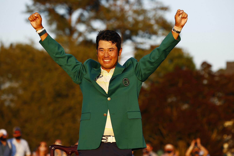 Hideki Matsuyama's Haul From The Masters Estimated At $600 Million