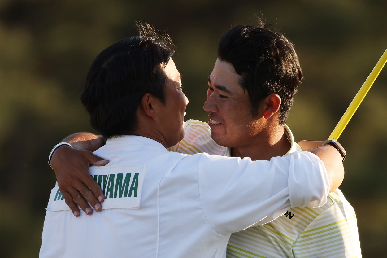 Hideki Matsuyama's Comments After His Historic Win at The Masters Show What Kind of Person He Really Is