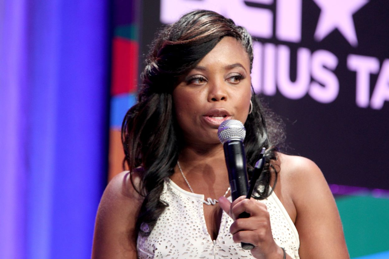 Former ESPN Host Jemele Hill Received Her First Death Threats While in College: 'That's When the Lightbulb Went Off'