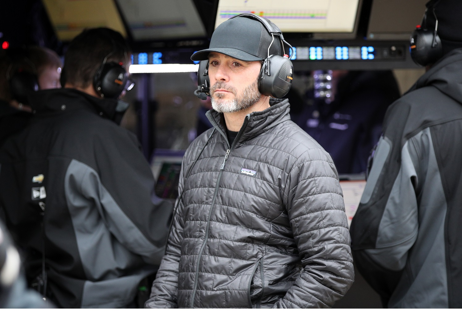 Seven-time NASCAR Cup Series champion Jimmie Johnson is an IndyCar rookie in 2021 for Chip Ganassi Racing.   Chris Graythen/Getty Images