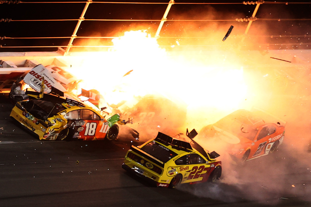 Joey Logano and Brad Keselowski Receive Orders From Roger Penske Ahead of Talladega to Avoid Repeat of Daytona 500
