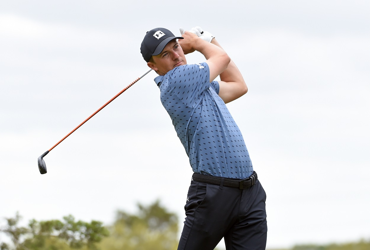 Jordan Spieth May Have Just Jinxed Himself Heading Into The Masters