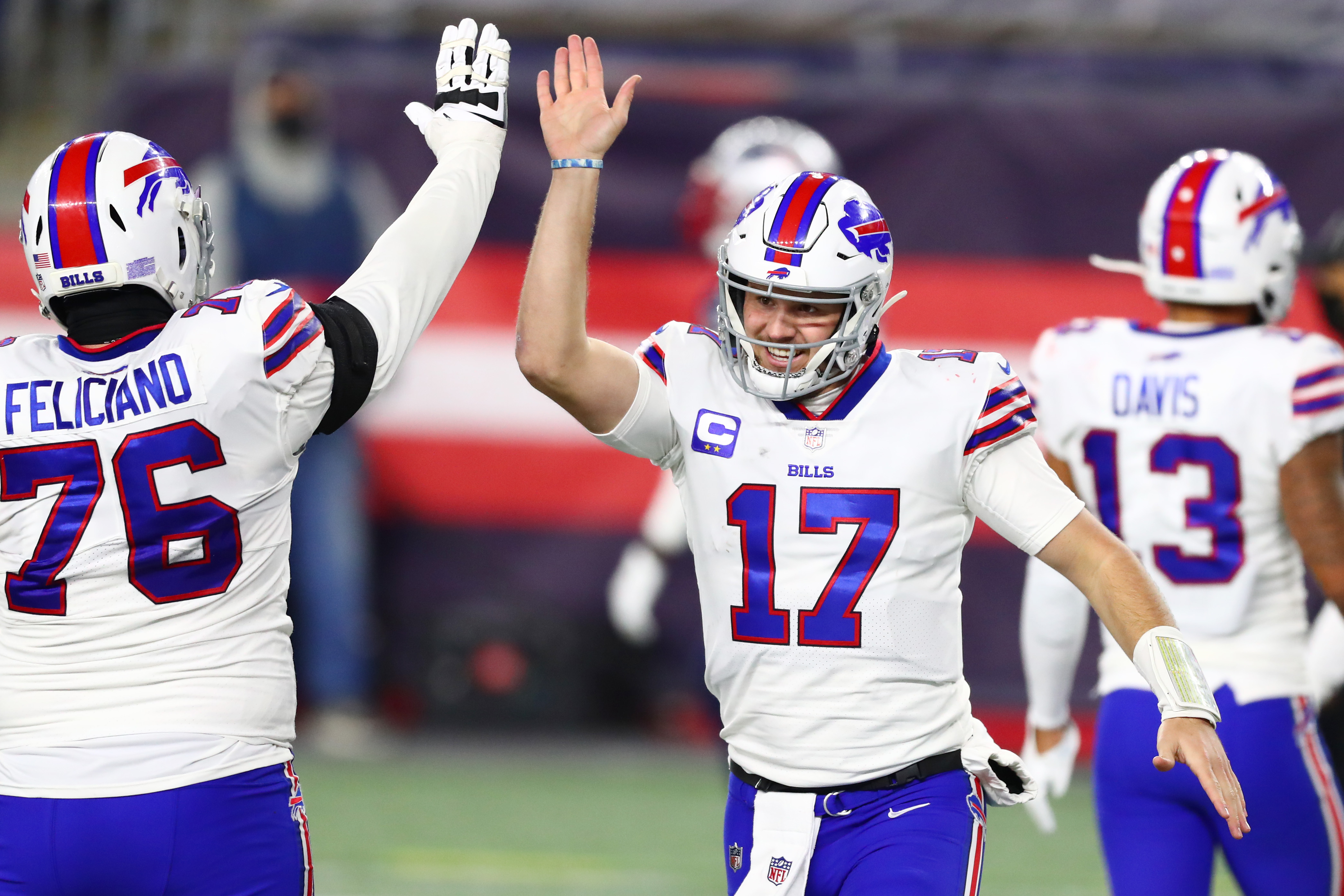 Josh Allen and the Bills Finally Know How the Patriots Felt for 2 Decades