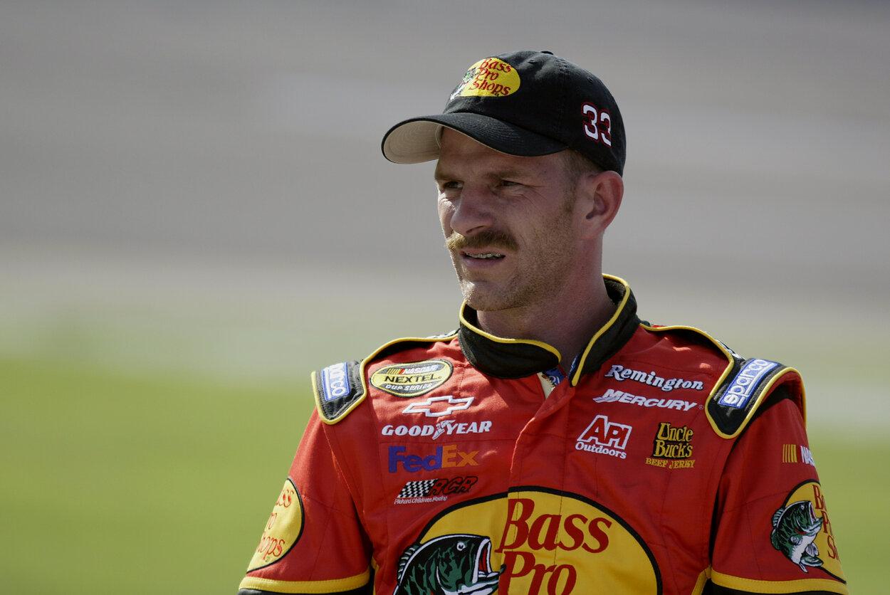 Former NASCAR driver Kerry Earnhardt is Dale Earnhardt Jr.'s older brother.