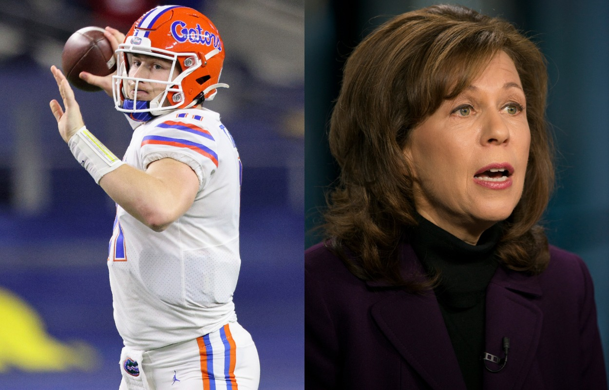 Is Top 2021 NFL Draft Prospect Kyle Trask Related to Former Raiders Executive Amy Trask?