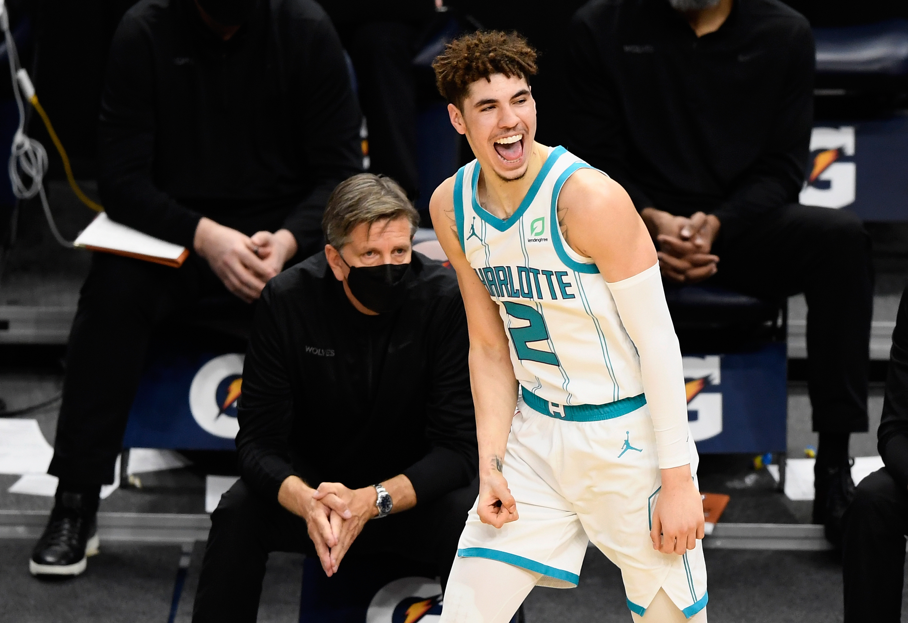 LaMelo Ball Doesn't Look Up to LeBron James the Same Way Other Players Do