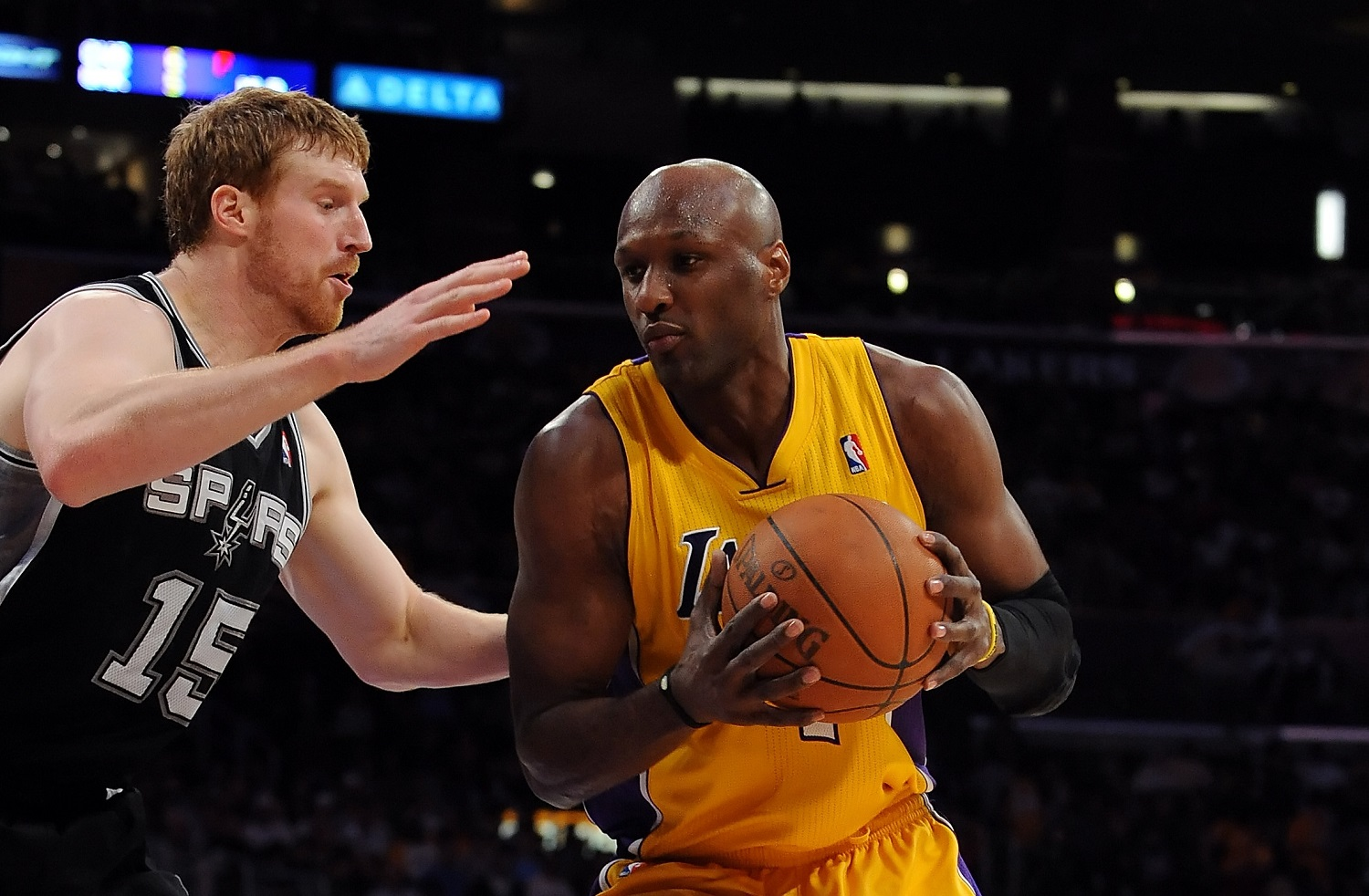 Lamar Odom Wanted to Warn an NBA Owner: 'Don't Ever Do That to a Black Man Again'