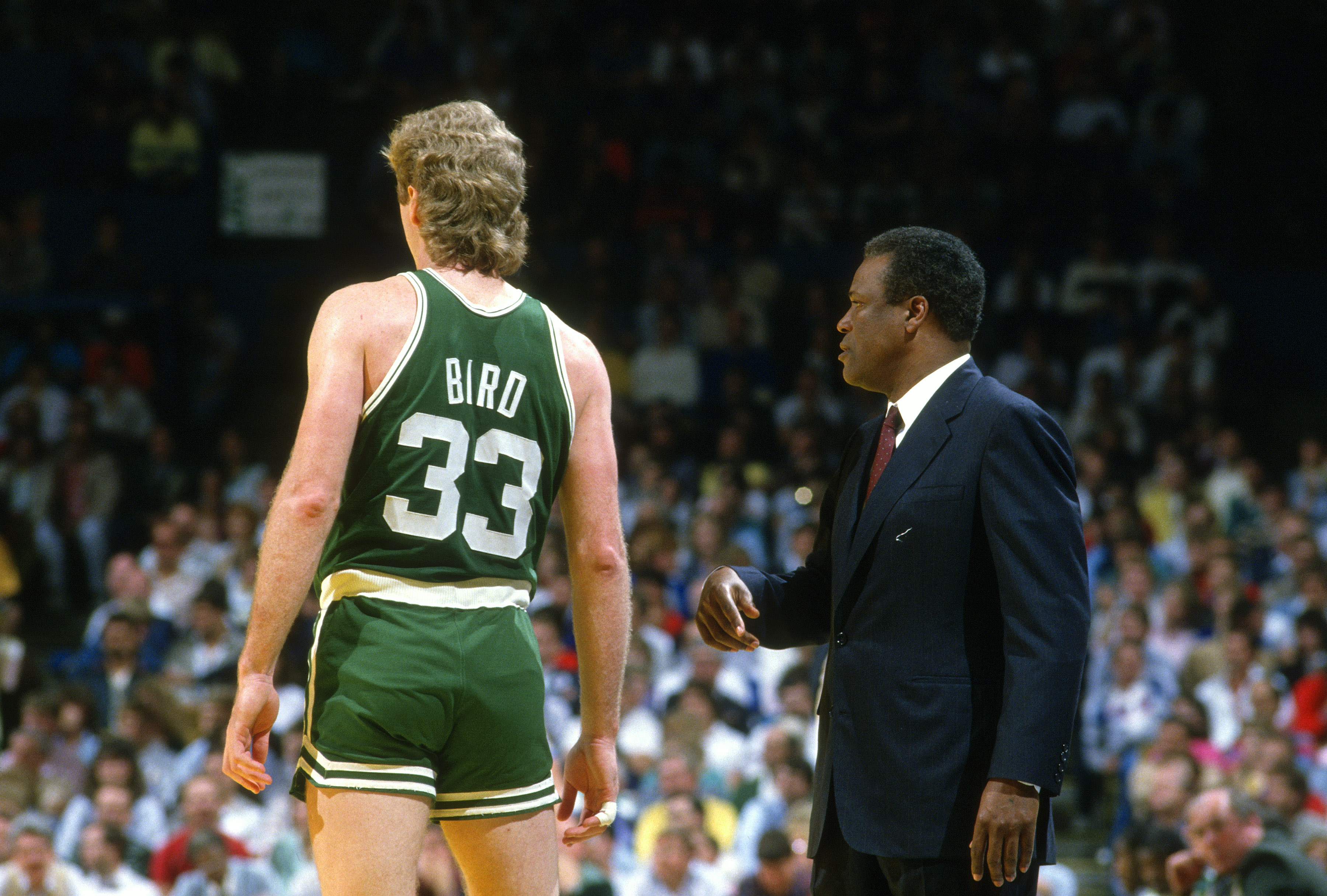 Larry Bird Received a Death Threat Mid-Game, and K.C. Jones Added Humor to It