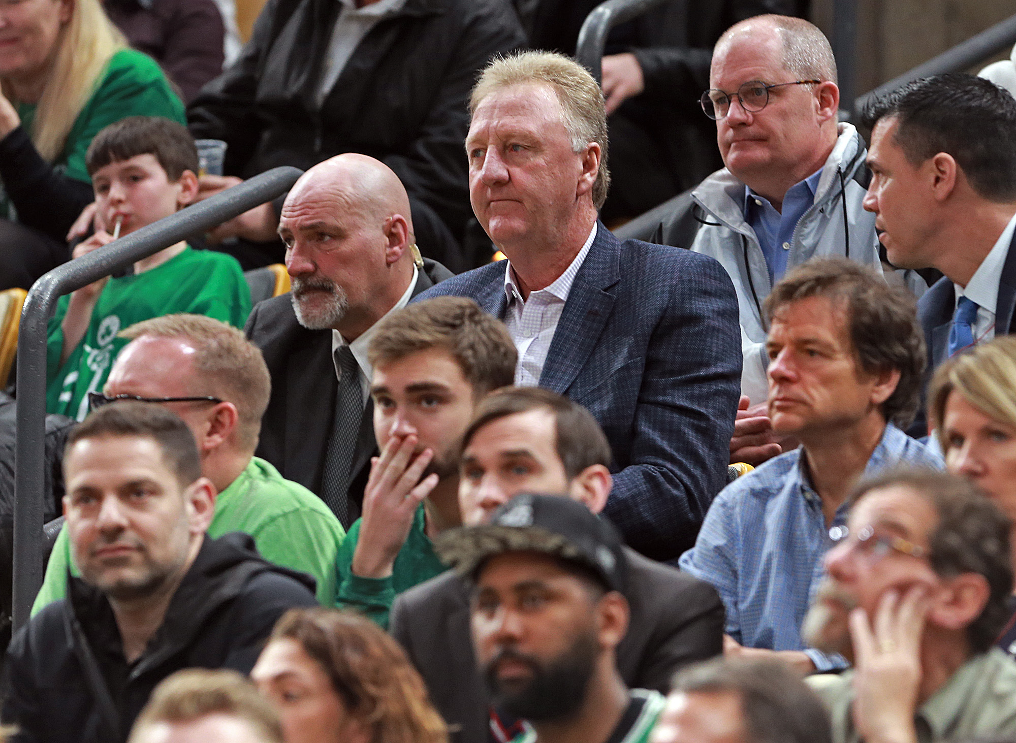 Larry Bird could have had Ray Allen playing for his Indiana Pacers.