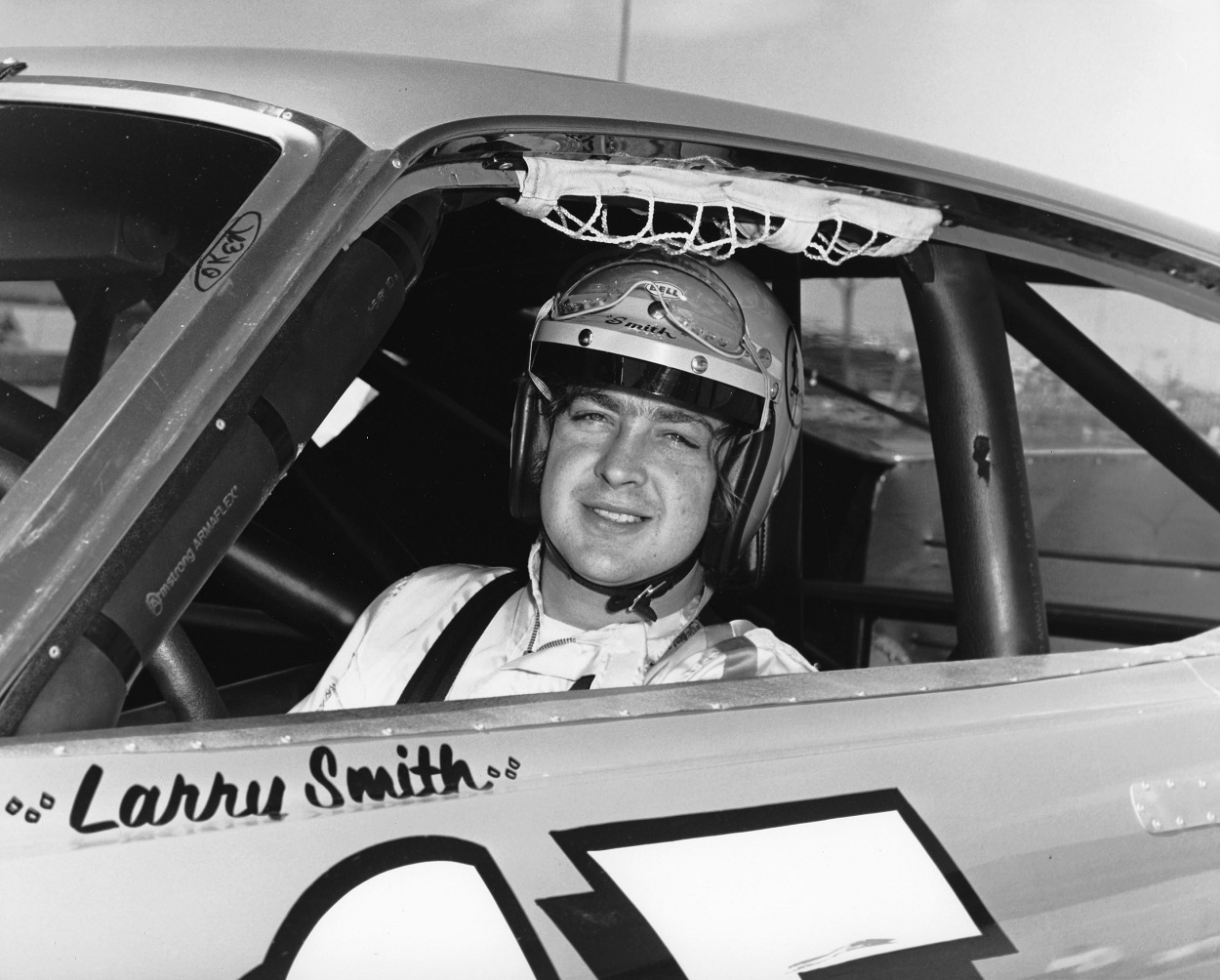 1972 NASCAR Rookie of the Year Larry Smith