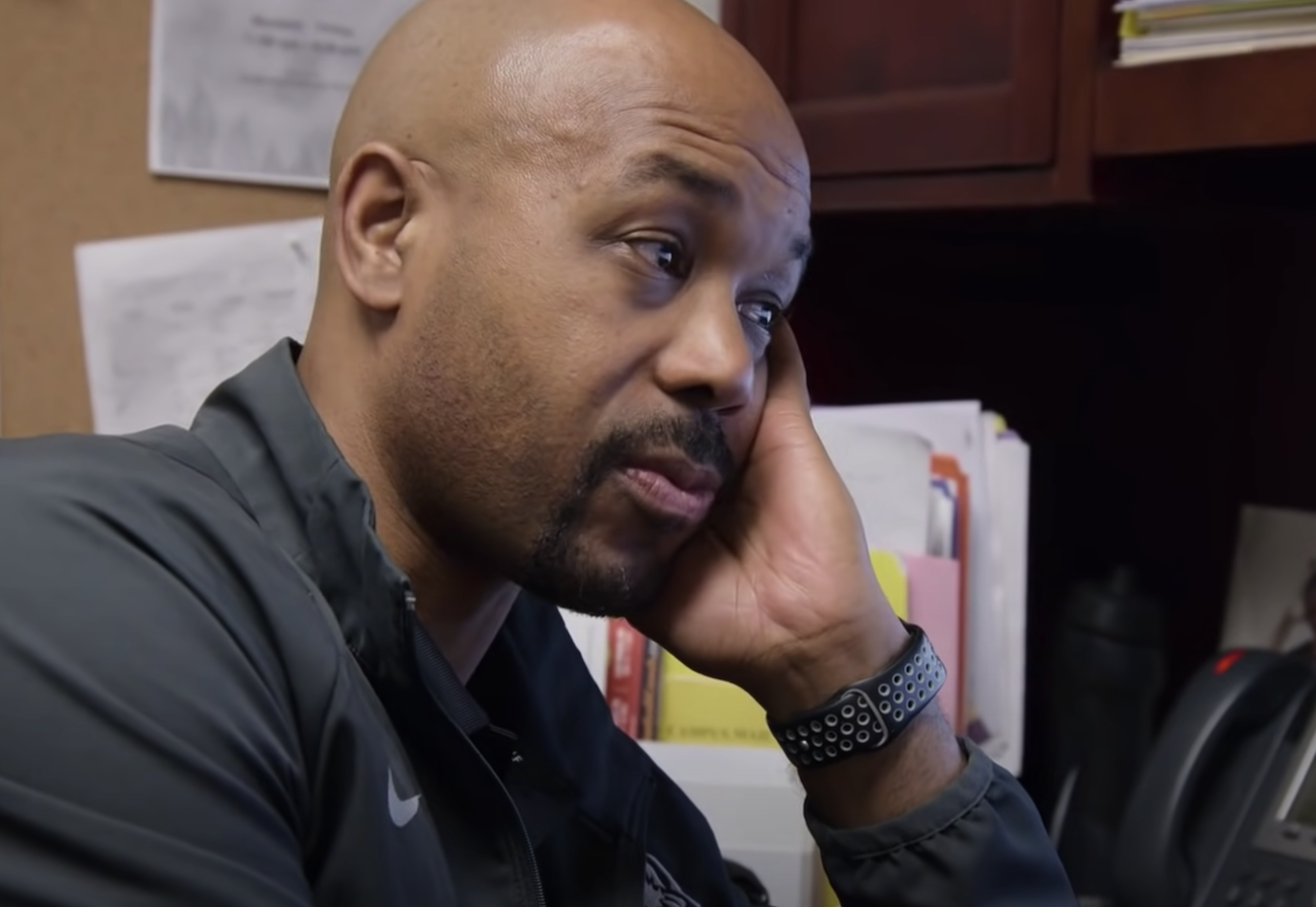 'Last Chance U: Basketball': Coach John Mosley Shares How COVID-19 Affected His Team: 'They Need to Be Here. They Need Structure'