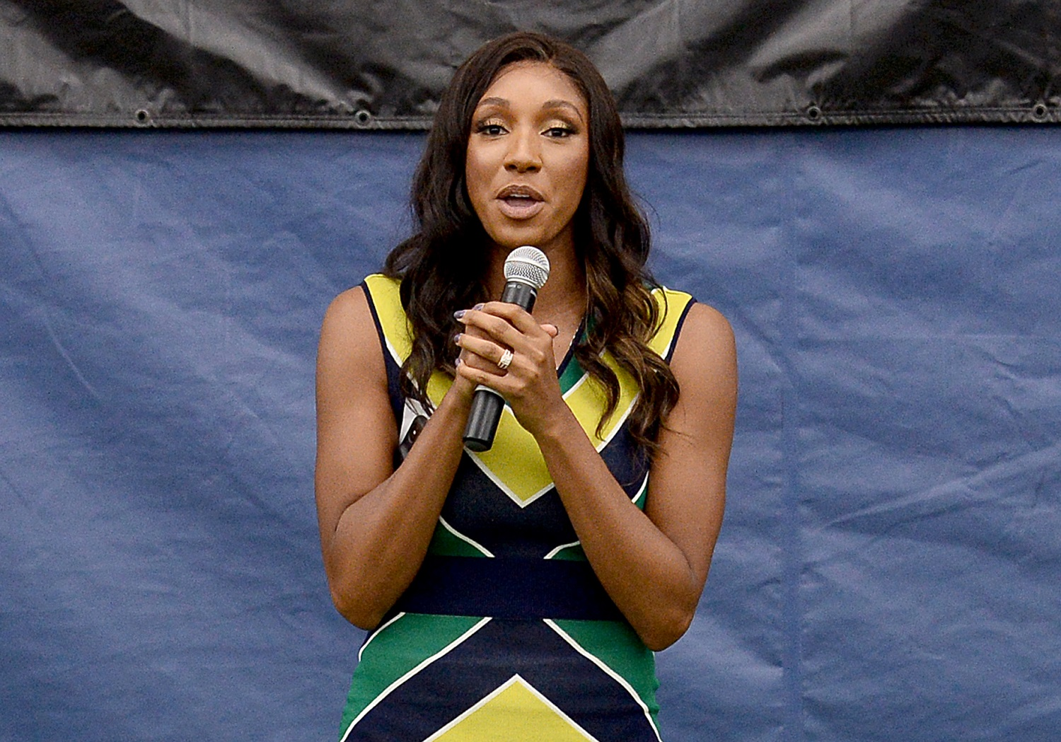 ESPN's Maria Taylor Traces Her Achievements to a Famous Couple's Inspiration