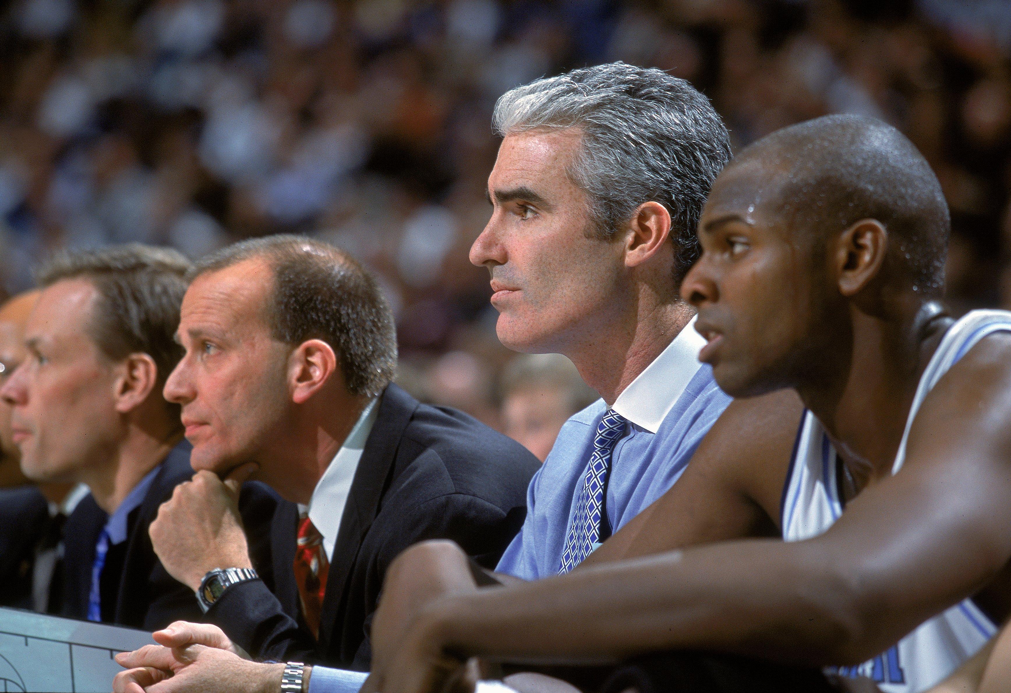 Michael Jordan Helped Numb the Pain After Matt Doherty's Devastating UNC Resignation in 2003
