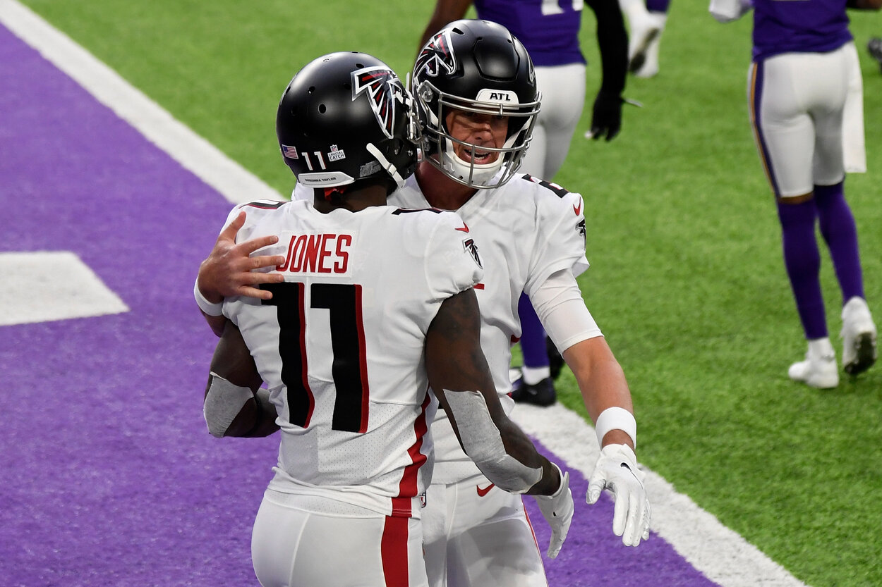 Matt Ryan and the Atlanta Falcons Appear Open to Making a $38 Million Sacrifice in the 2021 NFL Draft