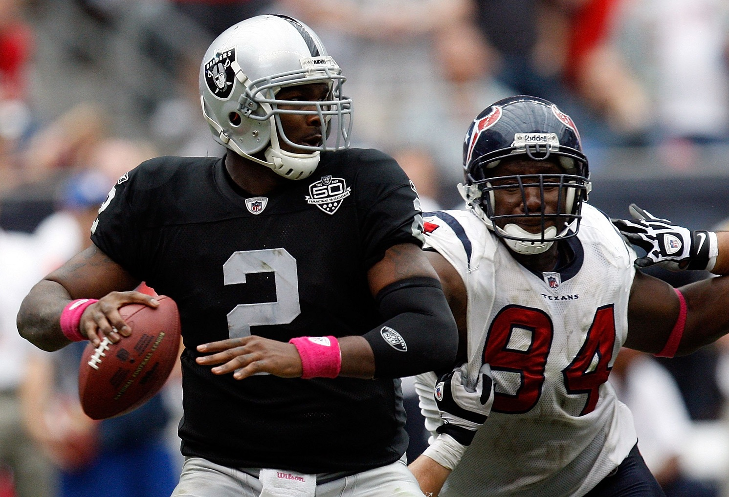 JaMarcus Russell Is 1 More Reason for Ignoring Mel Kiper Jr. During the NFL Draft
