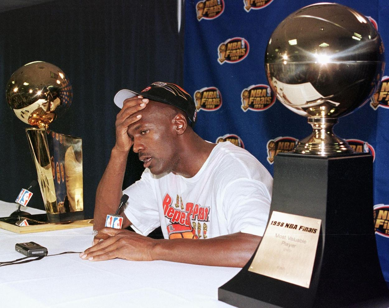 Michael Jordan Is Considered the NBA GOAT, but He Was Only the Highest-Paid Player in the League for 2 of his 15 Seasons