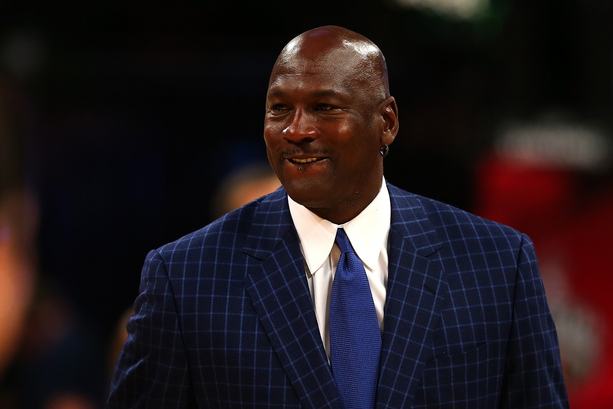 It's Easy to Forget Michael Jordan Was Once an NHL Owner