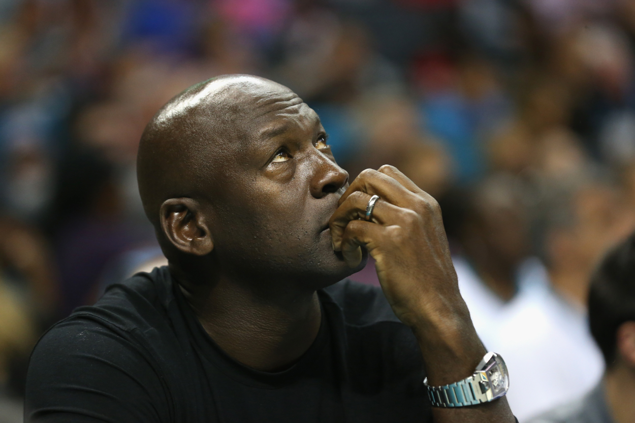 Michael Jordan Hasn't Played Basketball in Years but Still Gets Nervous About 1 Superstition