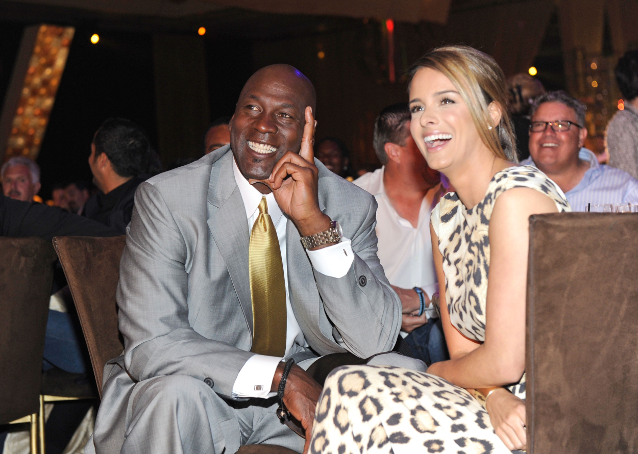 Michael Jordan's Net Worth Is so Massive He Got Married in the Same Place as a Former U.S. President