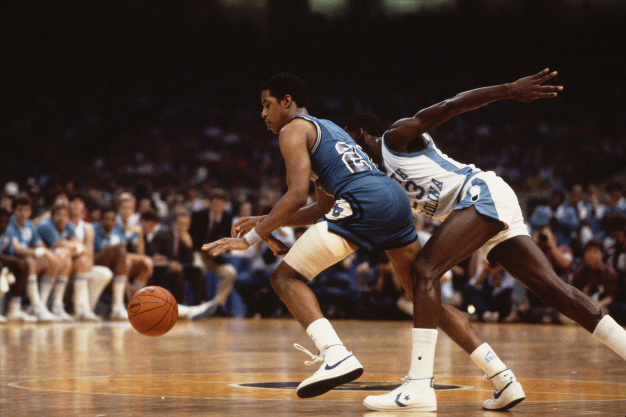 Michael Jordan Didn't Like What He Heard About His College Roommate at UNC
