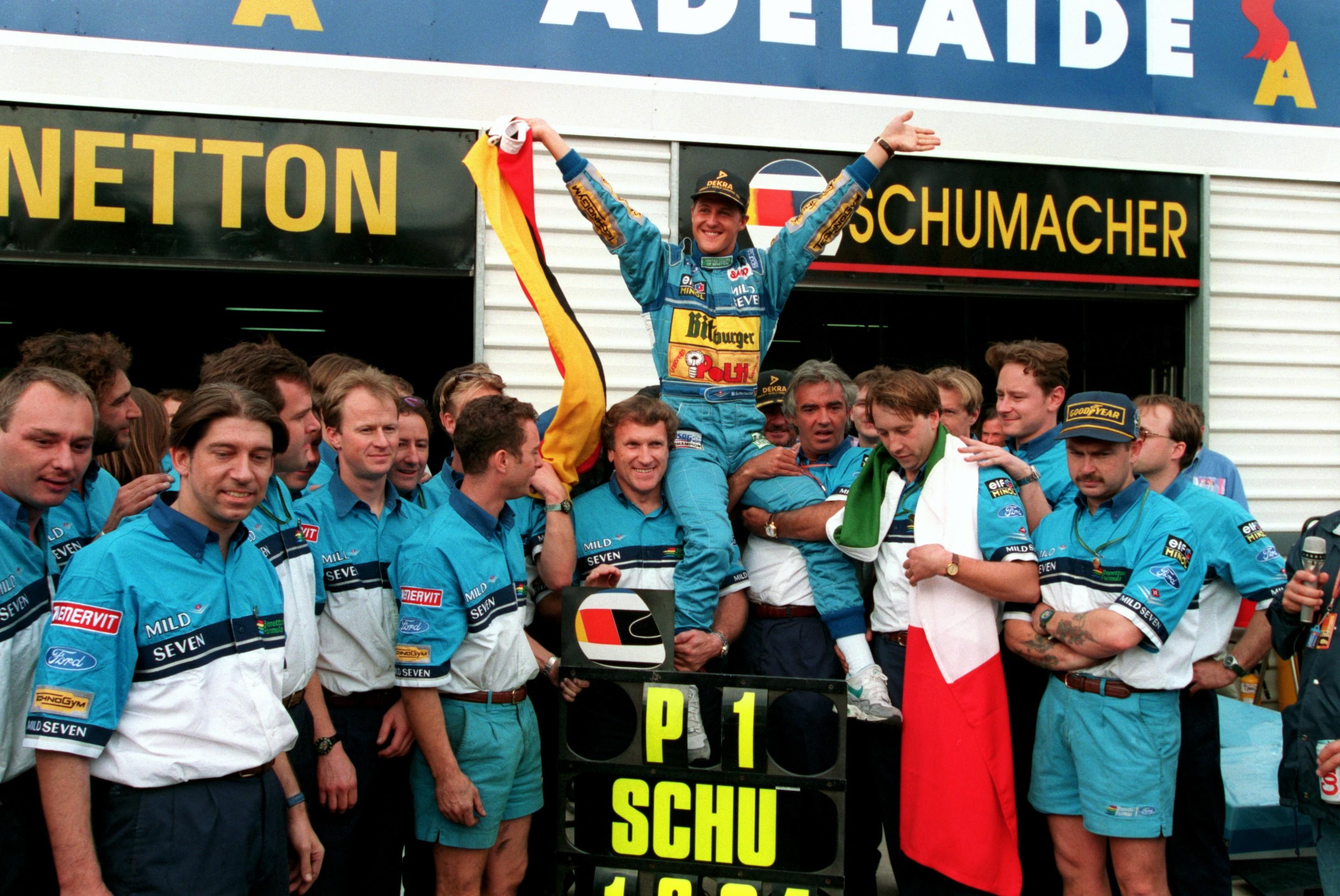 Did Formula 1 Legend Michael Schumacher Cheat in 1994?