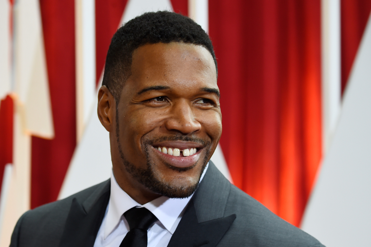 Michael Strahan Was 1 of the Most Feared NFL Stars Ever but Says His Post-Football Career Has Led to Him Being Intimidated
