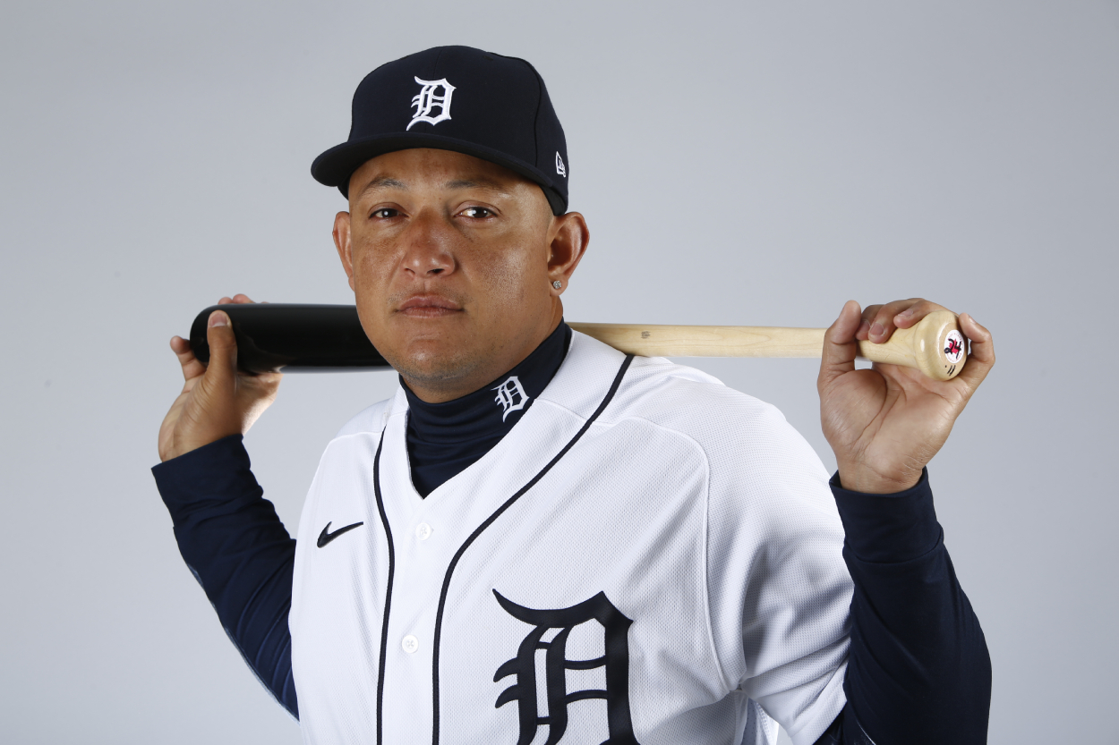 Miguel Cabrera Cost Himself Over $5 Million After He 'Secretly Fathered' 2 Children With an Ex-Lover