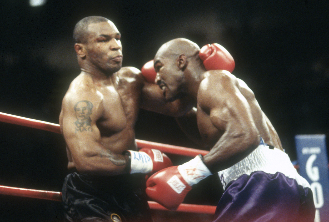Mike Tyson Summed Up His Roller-Coaster Life With 1 Sentence