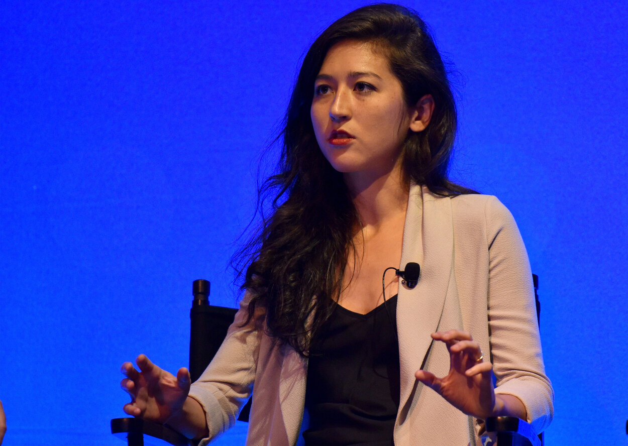 ESPN's Mina Kimes Has a Stunning Admission About Censorship and Her Work Process