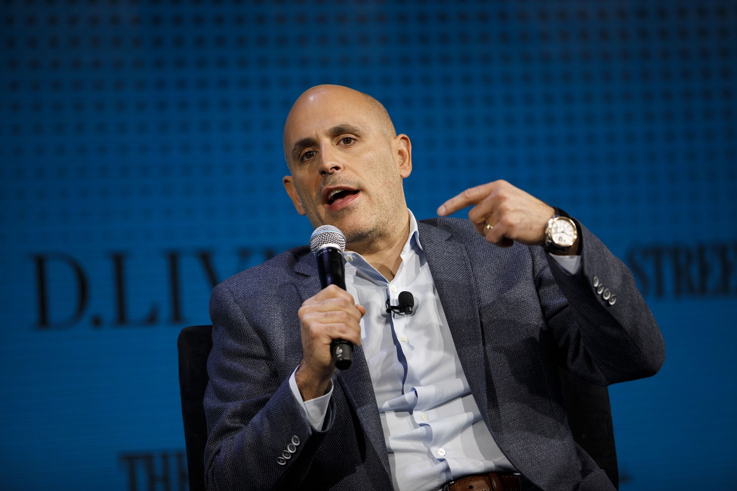 Prospective Minnesota Timberwolves co-owner Marc Lore started a pair of companies that he later sold to major corporations. | Patrick T. Fallon/Bloomberg via Getty Images