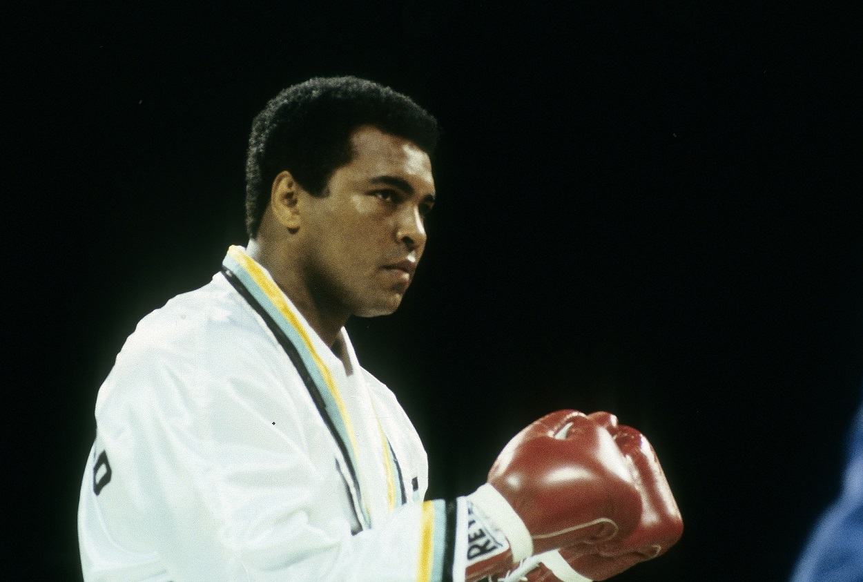 Muhammad Ali Willingly Ignored His Doctor's Stern Warning About His Declining Health