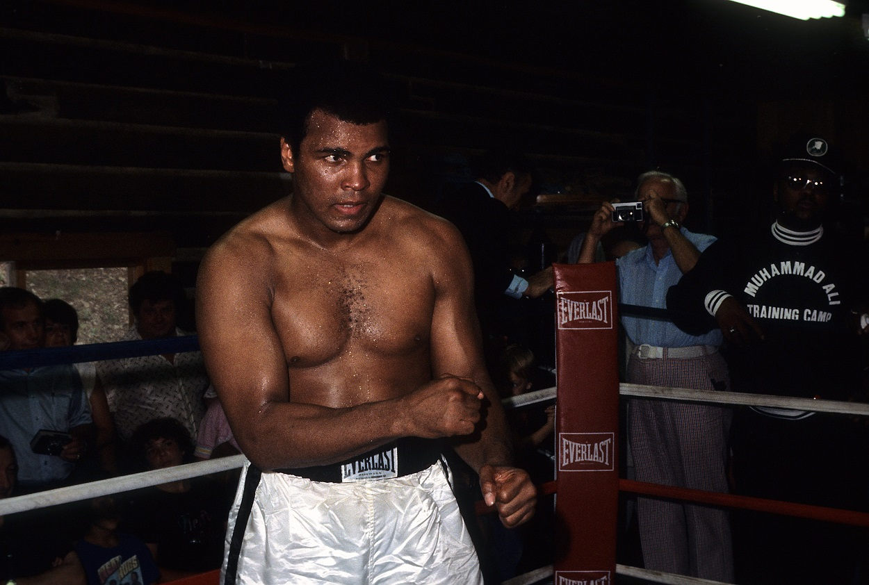 Muhammad Ali Vigorously Refused to Apologize for Cheating on His Wives