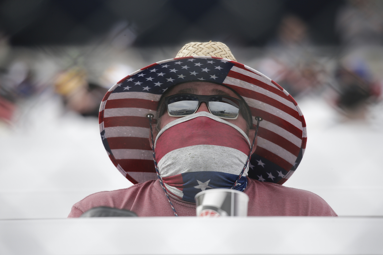 NASCAR Moving Past Pandemic and Going Big in Texas at COTA With Large Turnout Expected at First-Time Event