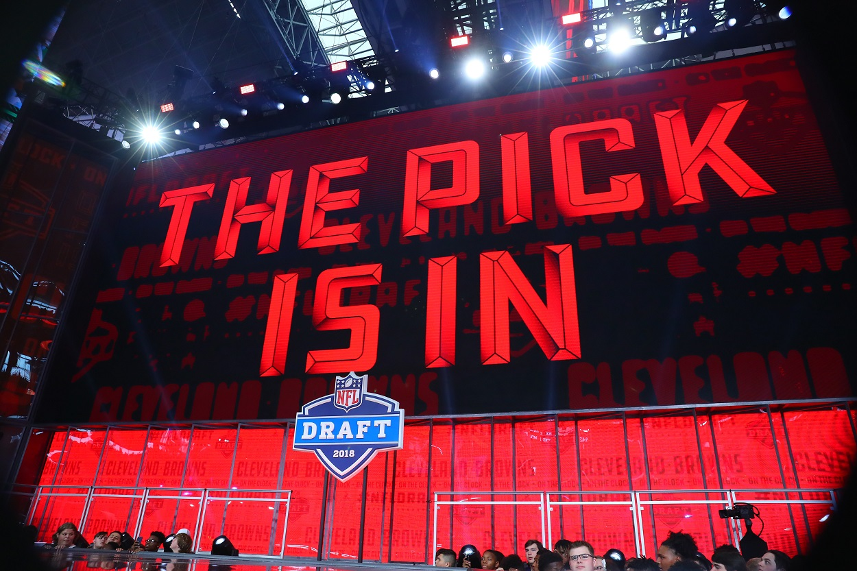 NFL Draft: From No. 1 to No. 32, the All-Time Greatest Player Taken With Each Pick