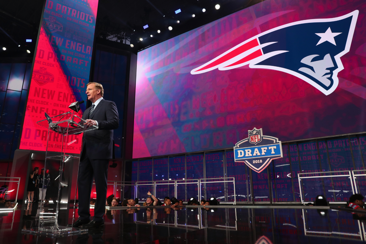 How Many Quarterbacks Have the Patriots Selected in the NFL Draft Since Picking Tom Brady?