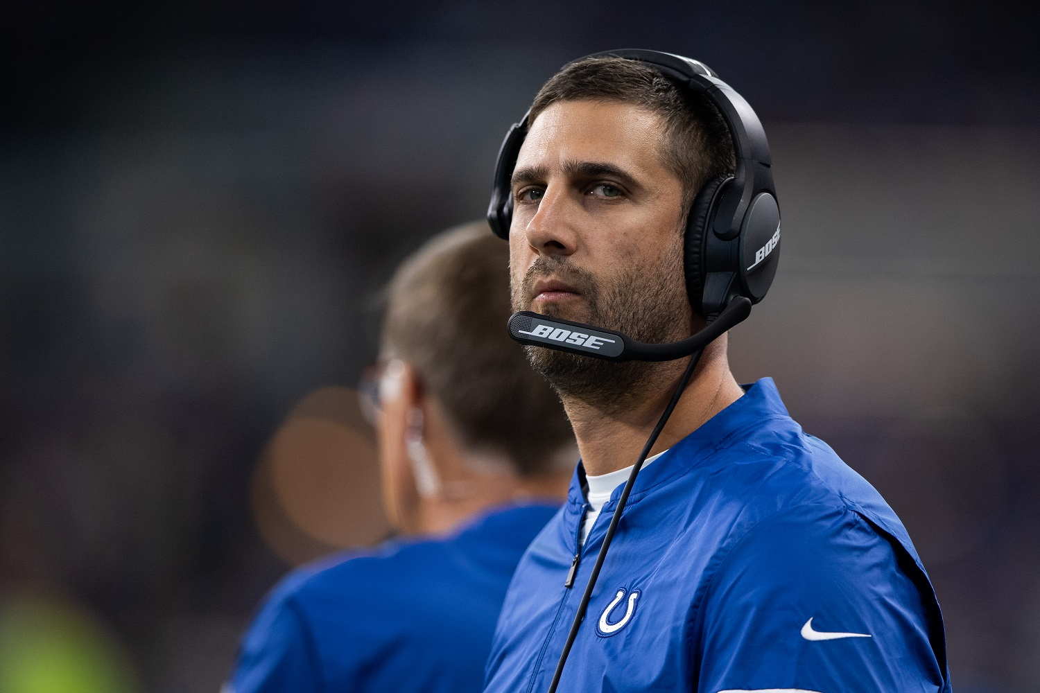 The Philadelphia Eagles hired third-year Indianapolis Colts offensive coordinator Nick Sirianni to replace Doug Pederson as their head coach. | Zach Bolinger/Icon Sportswire via Getty Images