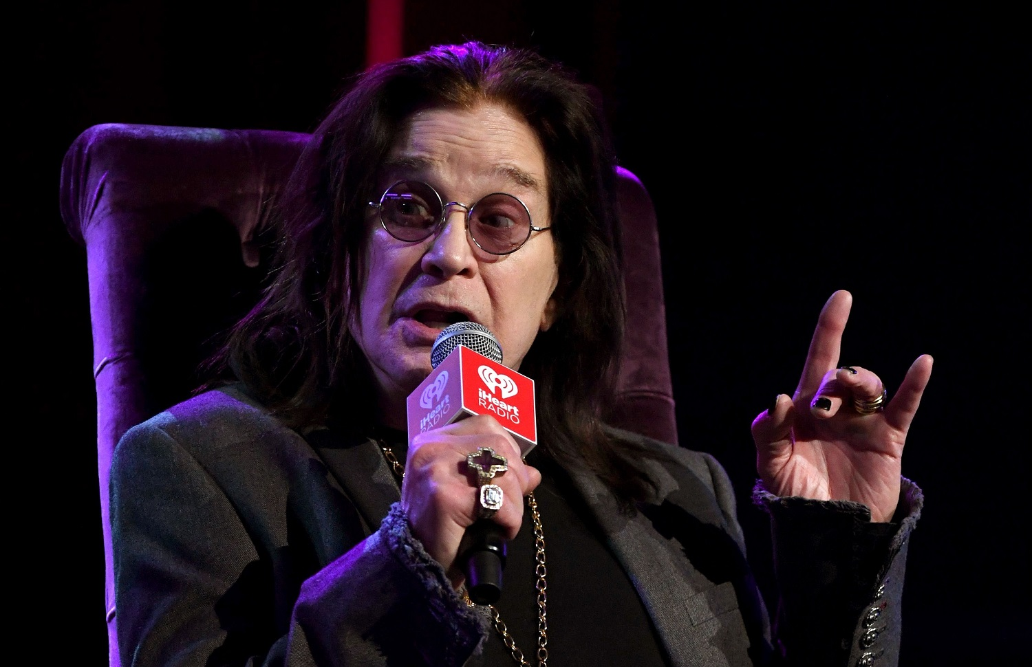 Rock Legend Ozzy Osbourne Is Being Inducted Into a Sports Hall of Fame