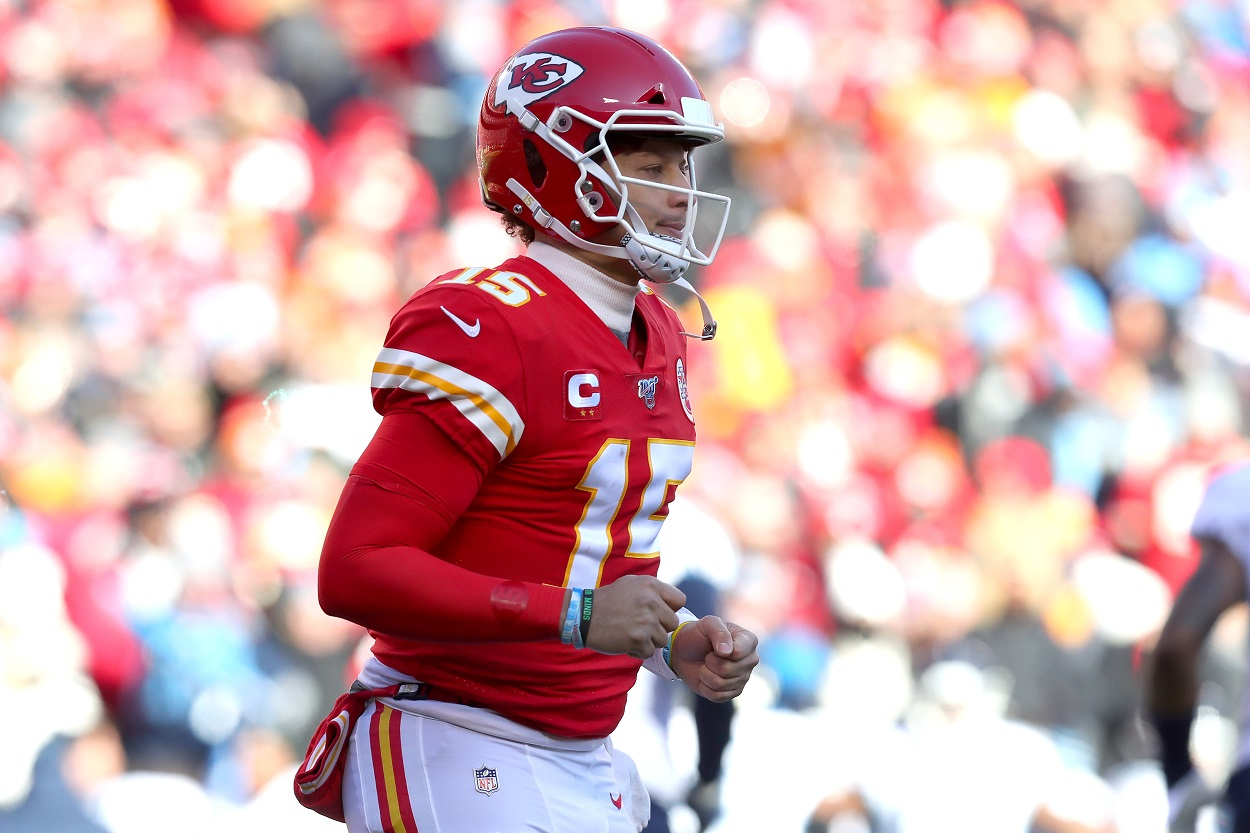 Patrick Mahomes Uplifts Chiefs Fans With Promising Update From Toe Surgery Rehab