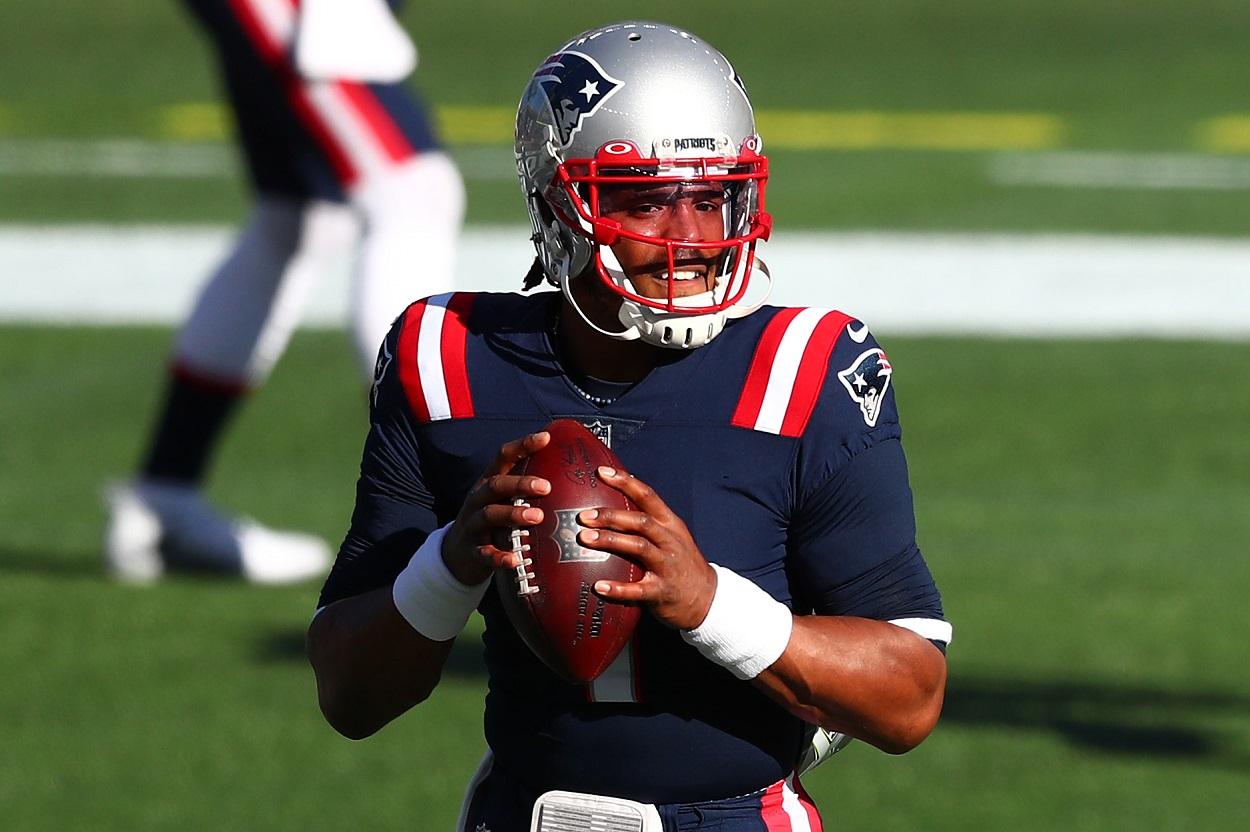 Patriots Owner Robert Kraft Drops Revealing Comments About Cam Newton