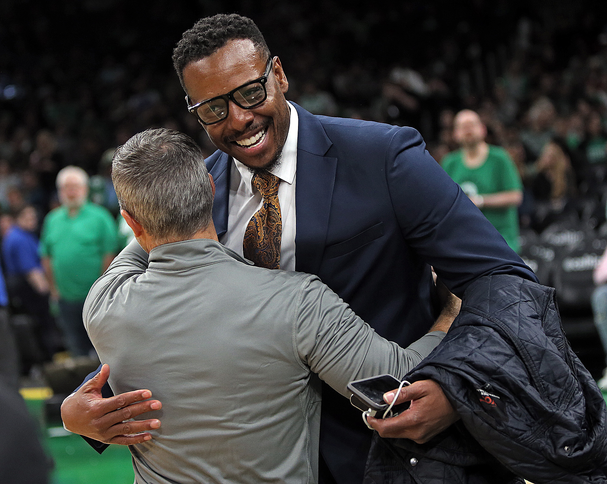A Paul Pierce Apology Now for Bizarre Video with Strippers Wouldn't Be Authentic