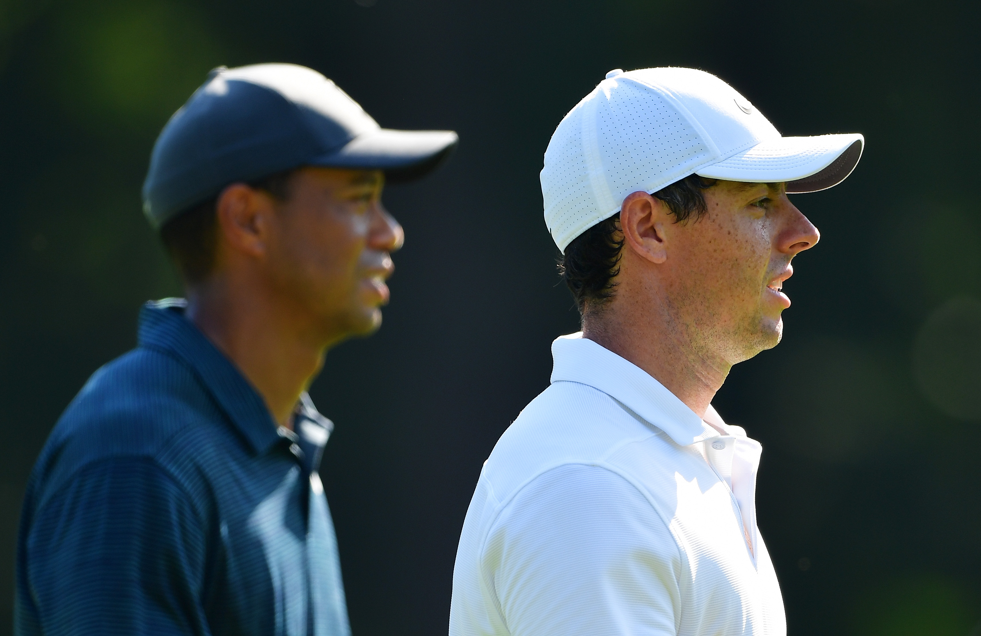 Rory McIlroy Gained Valuable Insight From Tiger Woods' Trophy Case Ahead of the Masters
