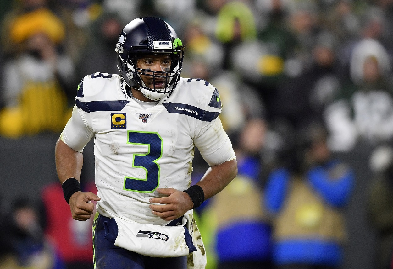 The Seahawks Finally Silence the Doubt Around Russell Wilson's Future