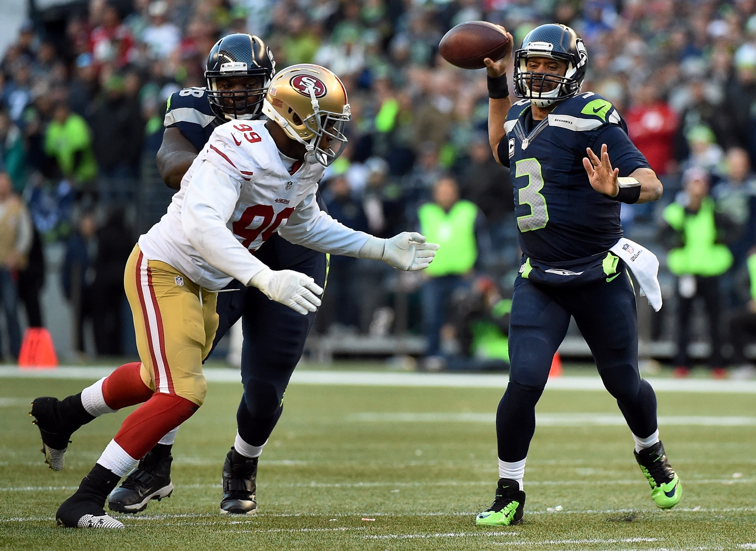 The Seattle Seahawks Just Gave Russell Wilson the Gift He Truly Needed
