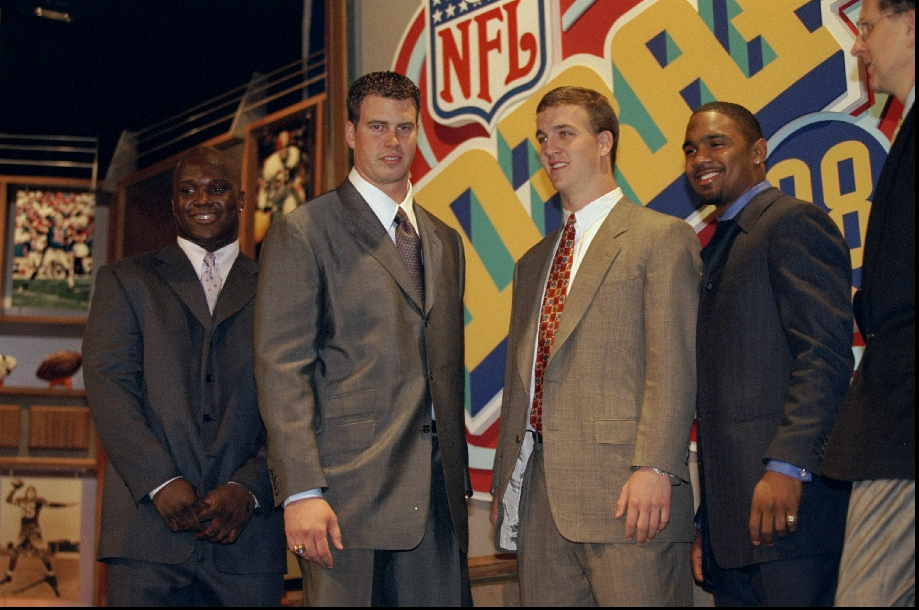 Ryan Leaf Was His Own Worst Enemy in the 1998 NFL Draft