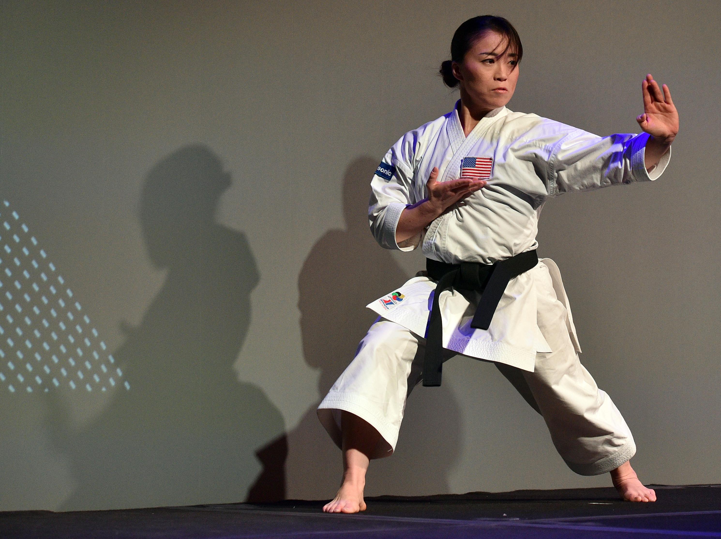 Olympic Karate Star Sakura Kokumai Victim of Vicious Anti-Asian Hatred While Training for Tokyo Games