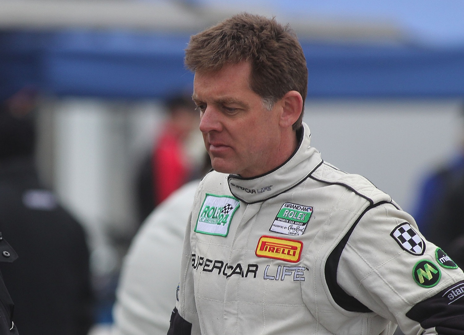 Scott Tucker was sentenced to terms in Leavenworth both before and after taking up racing at the age of 44 and becoming wildly successful in the Le Mans Series. | Brian Cleary/Getty Images