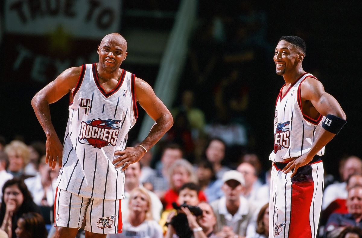 Scottie Pippen Destroyed Charles Barkley for Their Partnership on the Rockets Failing: 'He Owes Me an Apology for Coming to Play With His Fat Butt'