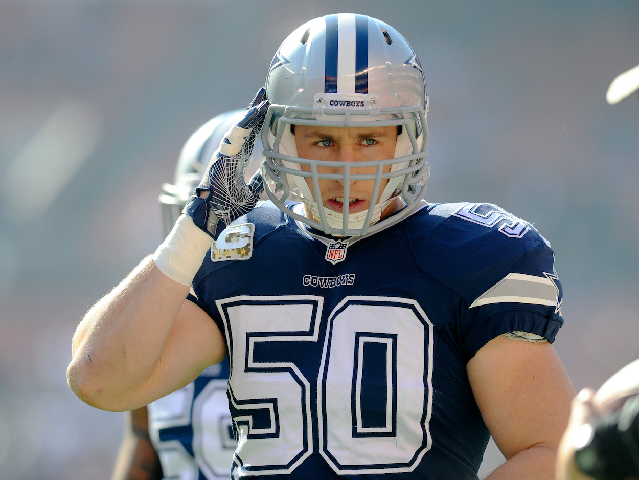 Longtime Dallas Cowboys linebacker See Lee announced his retirement on Monday, forcing Jerry Jones to make an easier NFL draft decision.