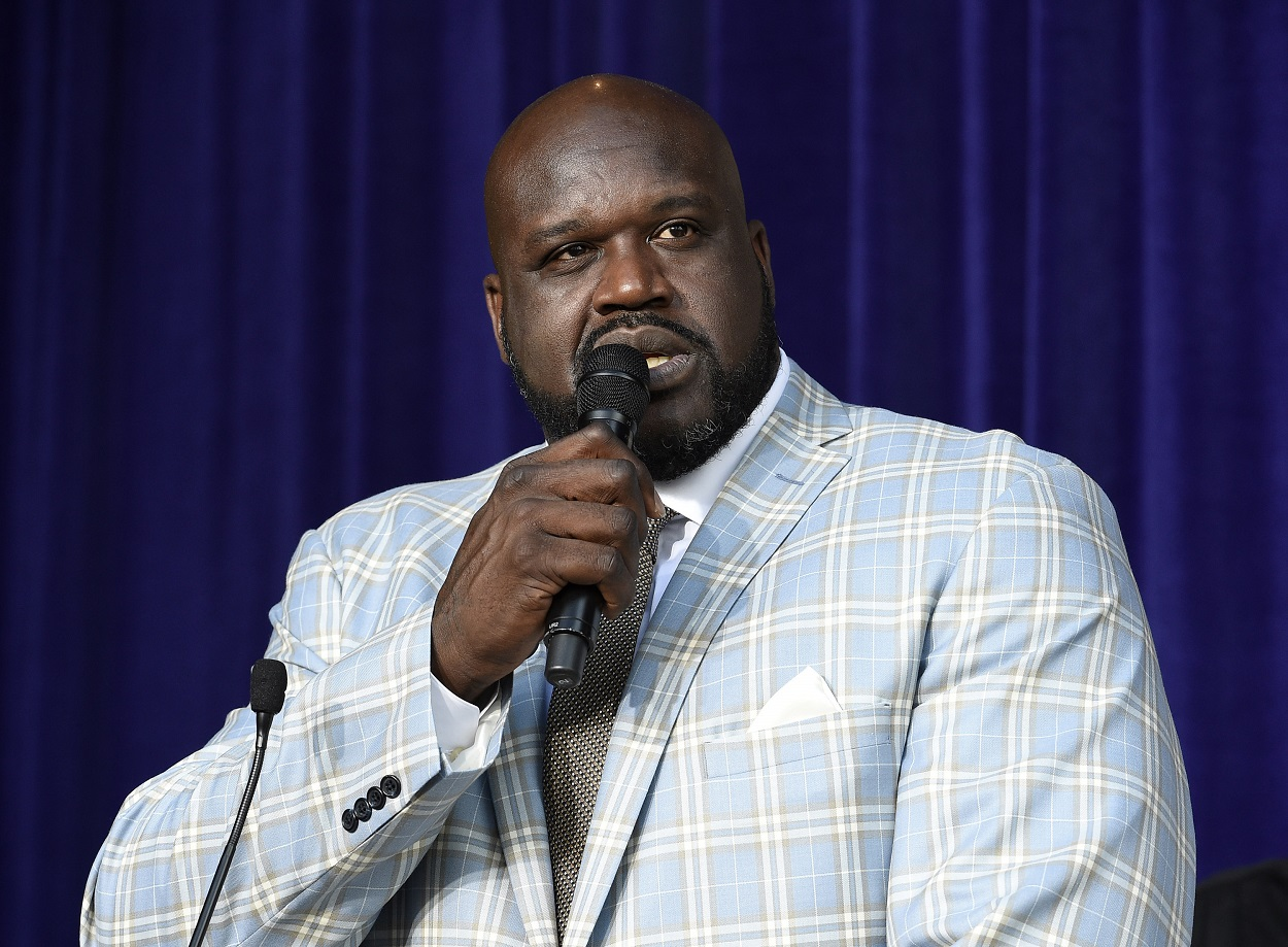 Shaquille O'Neal Admits He Carries Only 3 Regrets From His NBA Career